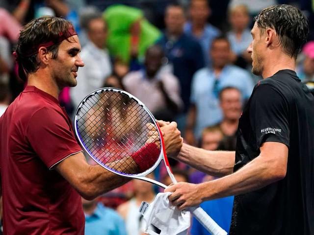 """""""I Almost Passed Out"""" – Roger Federer Ready For Revenge Against John Millman"""