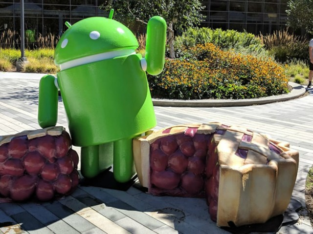 Google's Apple AirDrop Rival Spotted Hidden Within Android