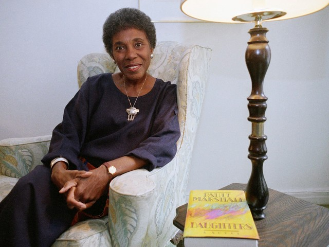 Paule Marshall, author of 'Daughters,' 'Brown Girl, Brownstones,' dead at 90