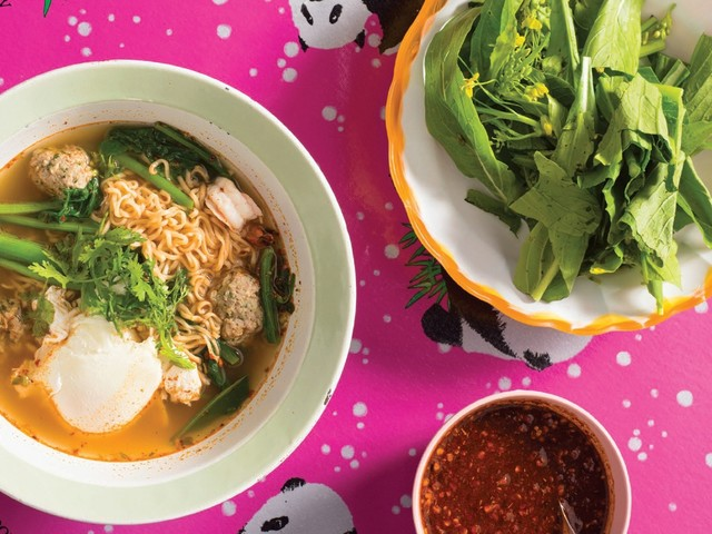 Recreating Pok Pok's classic noodle dishes at home