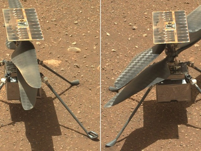 NASA's Ingenuity Mars helicopter will attempt to fly again on Monday, following several delays