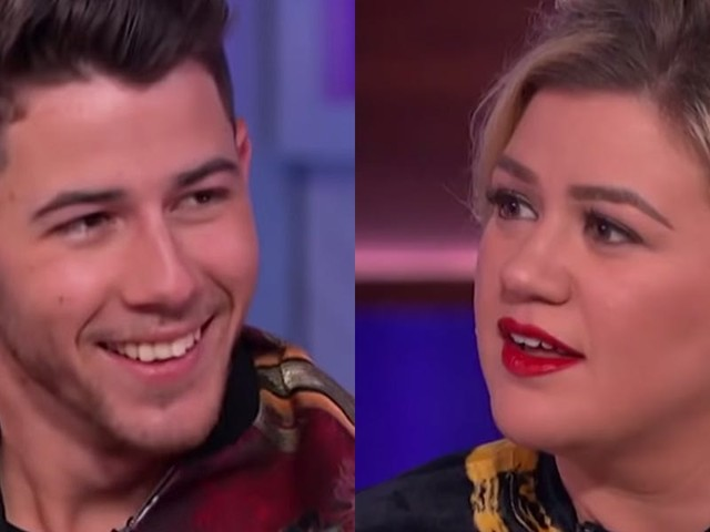 Nick Jonas says the Jonas Brothers lied about opening for Kelly Clarkson when they weren't famous so they could land better gigs
