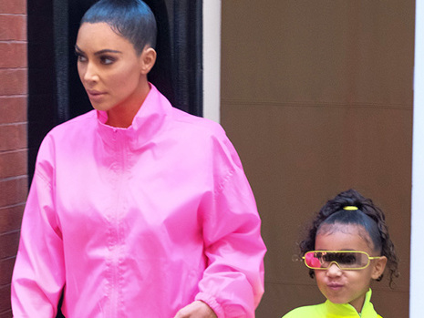 Kim Kardashian & North West's Cutest Mother/Daughter Moments