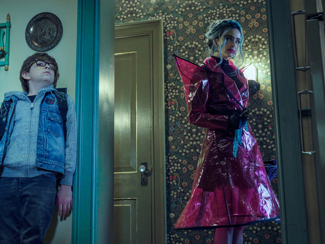 Netflix's 'Nightbooks' is a dark fairy tale with jump-scares and killer costumes