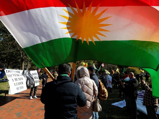 Recep Tayyip Erdogan's visit to White House protested by more than 200 activists