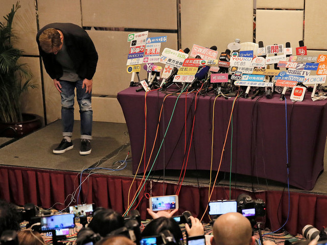 Pop Star's Illicit Kiss Becomes Fodder for Government Ads in Hong Kong