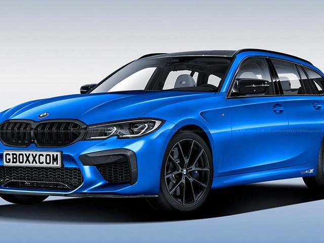 G21 BMW M3 Touring Would Give Audi And Mercedes A Serious Headache