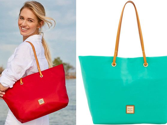 Dooney & Bourke Miramar Addison Tote for Only $99 + FREE Shipping (Regularly $168)
