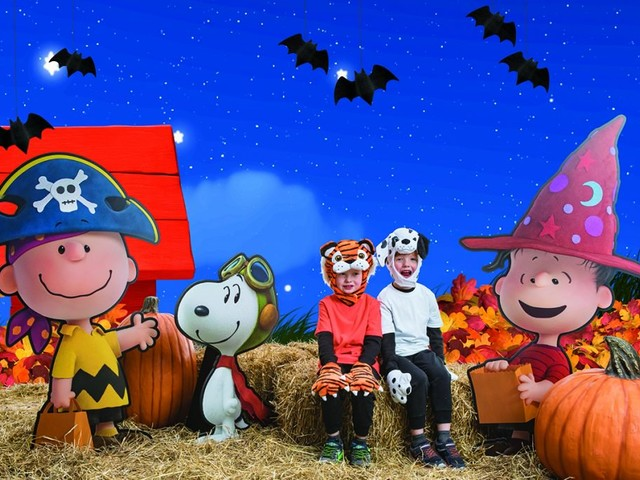 Keep the Kids Busy for Free at Bass Pro Shops This Halloween Season