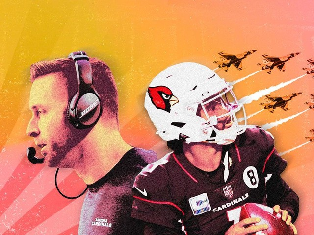 Kliff Kingsbury and Kyler Murray Are Running Out of Time to Produce Fireworks