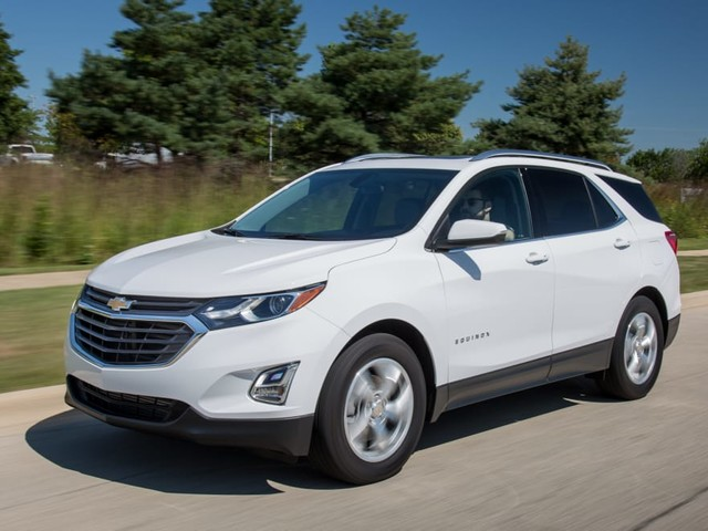 2018 Chevrolet Equinox: Our View