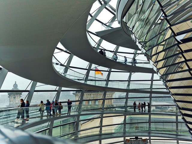 Why you should take the stairs at the Eiffel Tower, the Reichstag and Italy's cathedrals