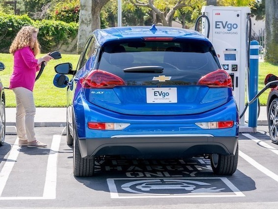 EVgo Teams Up With Chevron To Install Fast Chargers At Filling Stations