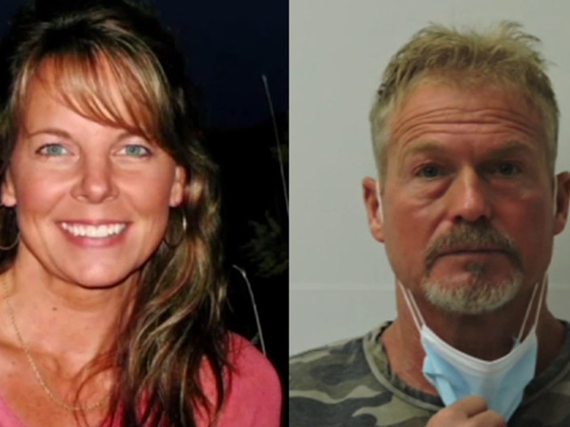 Husband of Colorado woman charged with murder in her Mother's Day disappearance last year