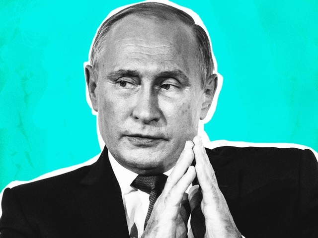 Vladimir Putin Is Not an All-Powerful Mastermind. Donald Trump Is Proof.