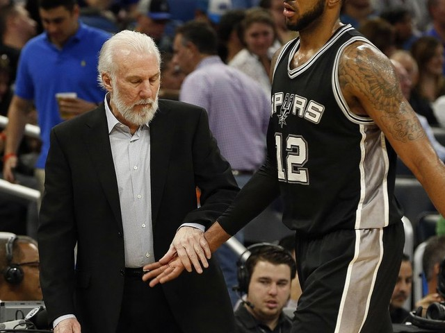 Gregg Popovich's humility is why LaMarcus Aldridge is so good again