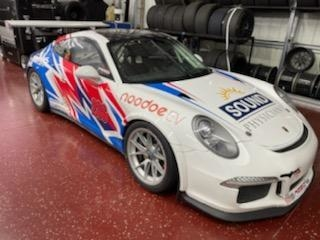 2016 Porsche 911--GT3--Cup