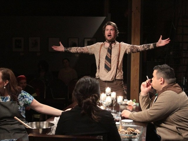 'The Arsonists' review: 1950s play sounds like an indictment of politics in the age of Facebook