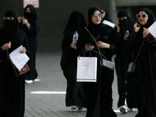 Now, Saudi Women Can Approve Their Kids To Travel Abroad