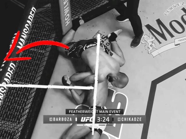 Ninja Sh!t: Breaking down Chikadze's surprising submission chain vs Barboza