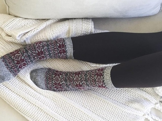These $6 tights from Amazon are the best pair I've ever bought