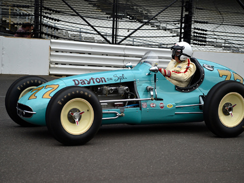 21stAnnual IMS Museum 'Indianapolis Historic Racing Exhibition' May 23-25
