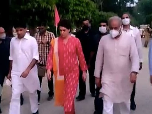 Top News Of The Day: Priyanka Gandhi, Released After 3 Days, Leaves For Lakhimpur To Meet Farmers