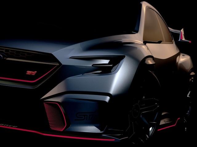 Subaru Promises New Viziv Performance STI For 2018 Tokyo Auto Saloon!
