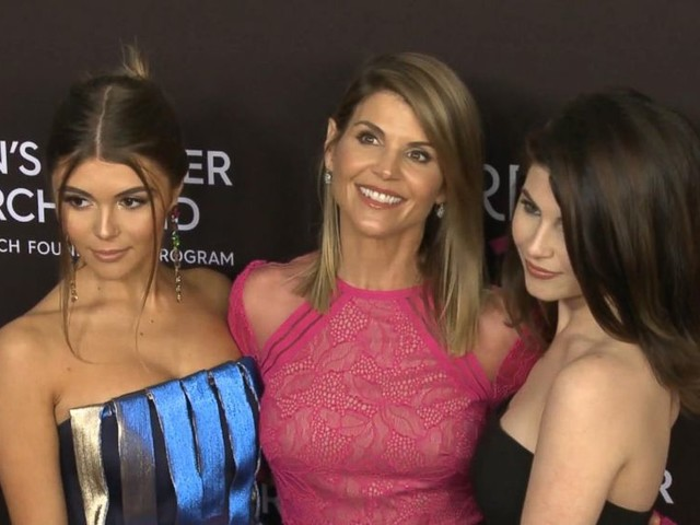 WATCH: Lori Loughlin dropped from Hallmark channel amid college scandal