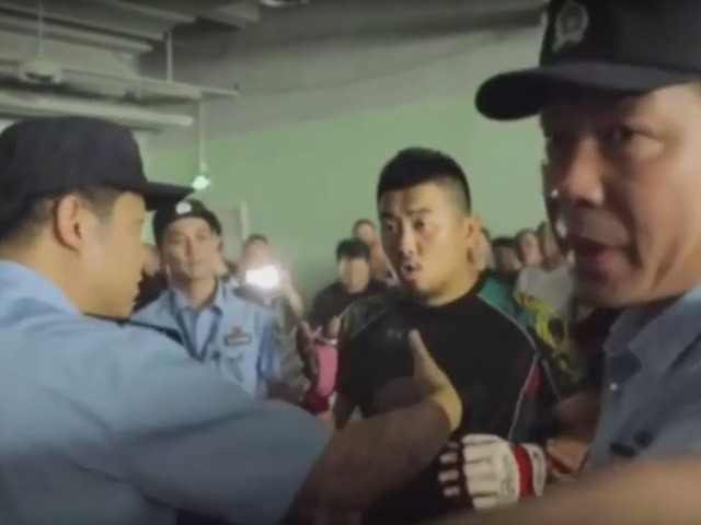 Viral MMA fighter Xu questioned over Hong Kong support