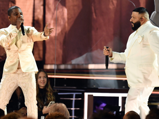 Nipsey Hussle Honored by John Legend, YG, DJ Khaled at Grammys