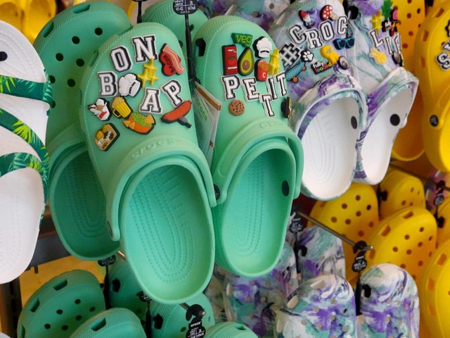 Crocs accuses Walmart, Hobby Lobby and nearly 20 other brands of copying its 'iconic design'