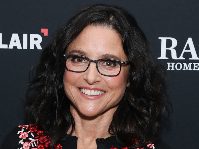 Julia Louis-Dreyfus signs exclusive deal with Apple TV+