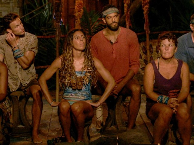 """Survivor"" Ejects Contestant for Unwanted Touching"