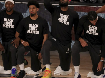 B'BALL IS BACK: LeBron James' Activism Isn't Slowing Down + Jazz Baller Donovan Mitchell Wears Bulletproof Vest With Names Of Police Brutality Victims