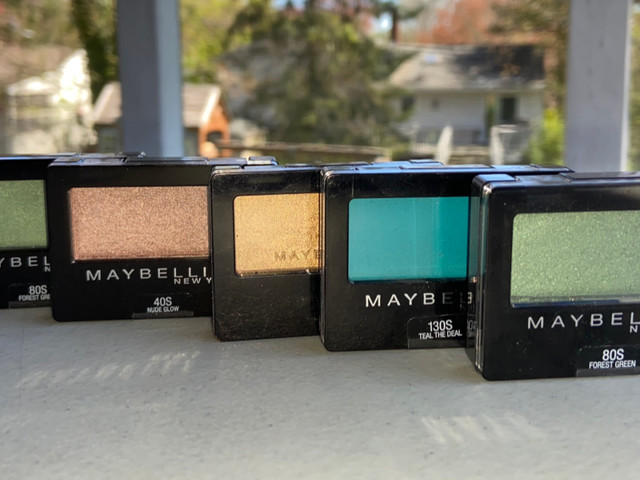 Maybelline Expertwear Eye Shadow Singles Only $0.69 at CVS!