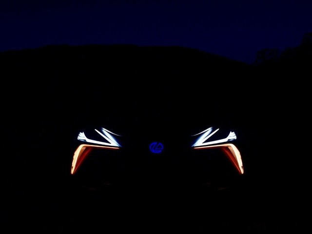Lexus LF-1 Limitless Concept Coming To Detroit as Flagship SUV