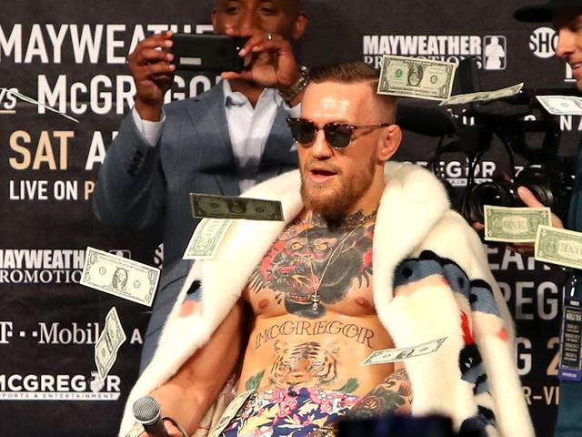 McGregor claims he earned $50M vs Khabib, but numbers don't add up