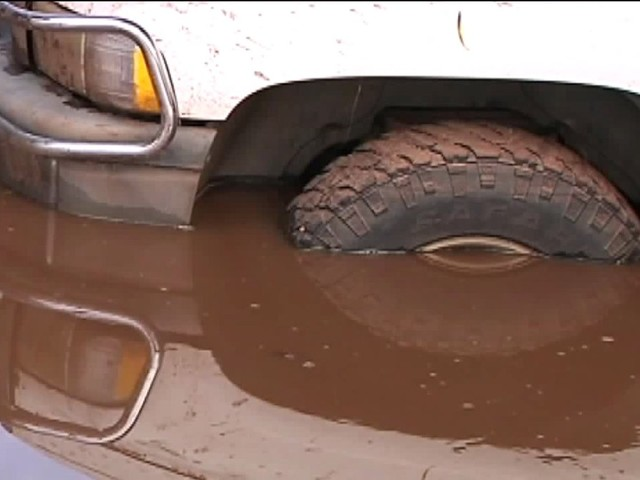 Concealing the trail: As one Leavenworth man discovered, all too often flooded vehicles end up back on the used car market