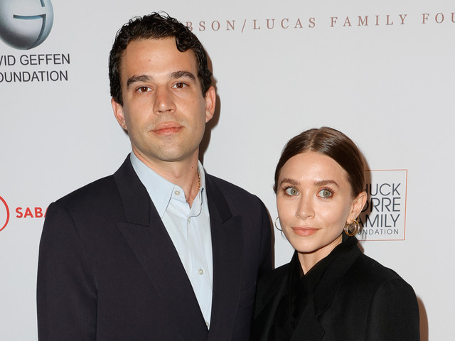 Ashley Olsen & Boyfriend Louis Eisner Make Red Carpet Debut to Support His Dad!