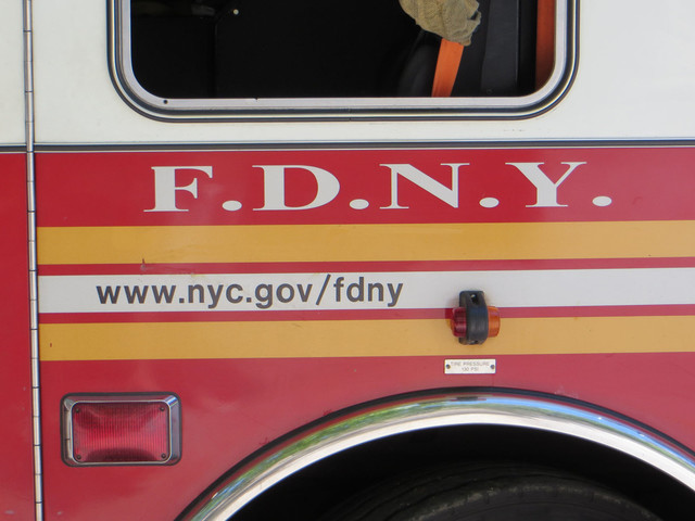Off-duty FDNY firefighter busted for scratching girlfriend's face during fight