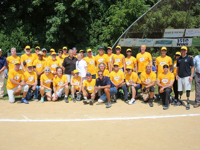 Journalists to make charitable 'pitches' in East Hampton softball game