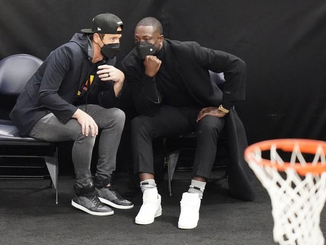 Don't let Utah Jazz majority owner Ryan Smith or ESPN use Dwyane Wade as a glorified PR flack