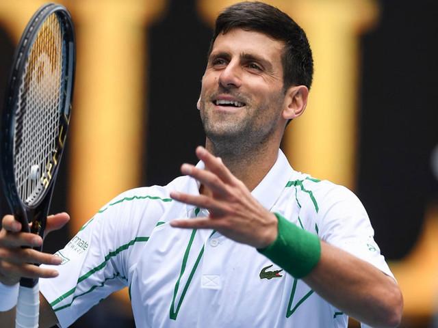 Novak Djokovic Romps Past Tatsuma Ito Into Australian Open Round Three