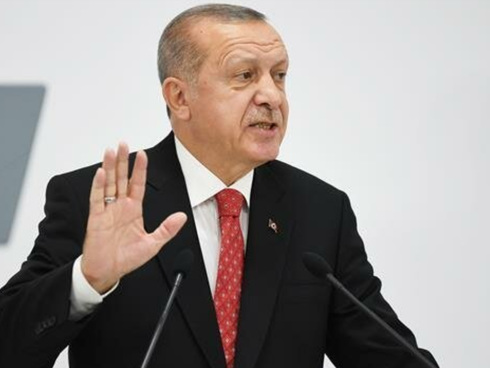Erdogan Breaks Silence: Says The US Sent 30,000 Truckloads Of Weapons To Syria