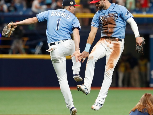Young Rays confident they can stay in AL playoff chase