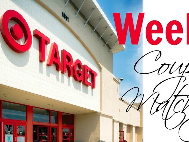 New Target Match Ups that will Help You Save Big – Starting 2/23