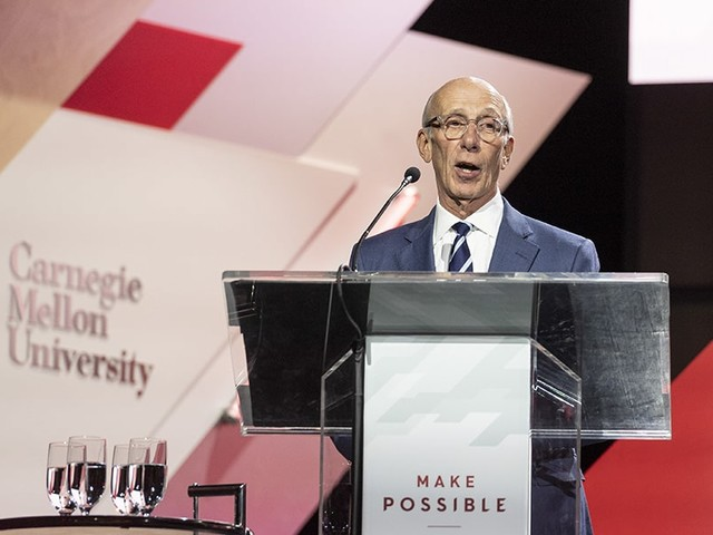 David Coulter To Become Chair of Carnegie Mellon's Board of Trustees