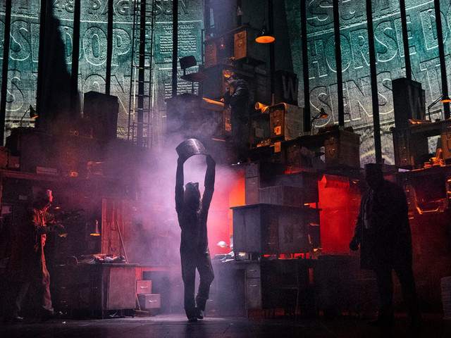 Critic's Pick: Review: In 'Ink,' a Mephistopheles Named Murdoch Takes Charge