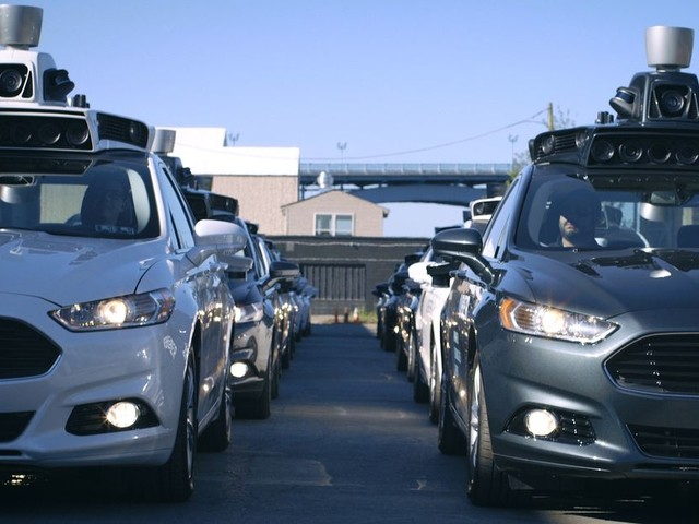 Self-driving cars are on a collision course with our crappy cities